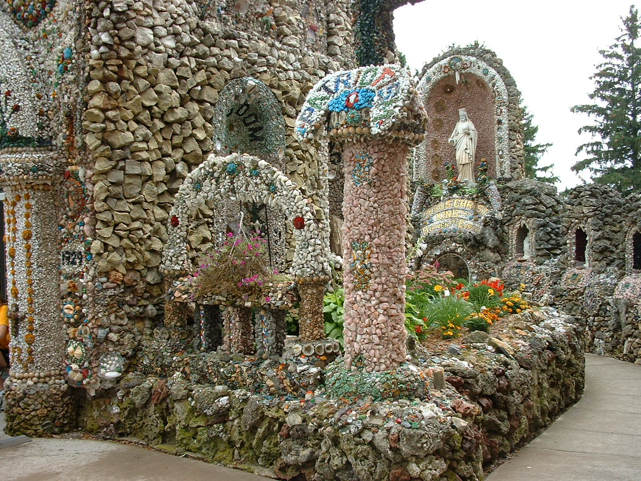 Religious Grotto images